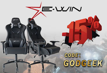 EwinRacing Flash Gaming Chairs